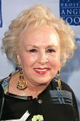 HOLLYWOOD - AUGUST 05: Doris Roberts at the 13th Annual Angel Awards hosted by Project Angel Food on