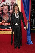 Steven Tyler at the World Premiere of