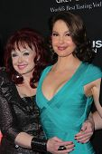 Naomi Judd, Ashley Judd at the