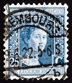 Postage Stamp Luxembourg 1914 Marie Adelaide, Grand Duchess Of Luxembourg