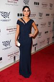 Caren Brooks at the 2013 Genesis Awards Benefit Gala, Beverly Hilton, Beverly Hills, CA 03-23-13