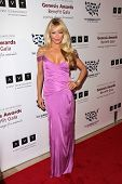 Charlotte Ross at the 2013 Genesis Awards Benefit Gala, Beverly Hilton, Beverly Hills, CA 03-23-13