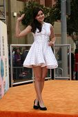 Ariel Winter at the 2012 Nickelodeon Kids' Choice Awards, Galen Center,  Los Angeles, CA 03-31-12