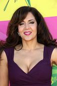 Maria Canals-Barrera at Nickelodeon's 26th Annual Kids' Choice Awards, USC Galen Center, Los Angeles, CA 03-23-13