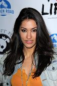 Janina Gavankar at the No Kill L.A. Charity Event, Fred Segal, West Hollywood, CA 04-02-13