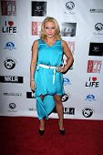 Alexandra Vino at the No Kill L.A. Charity Event, Fred Segal, West Hollywood, CA 04-02-13