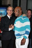 Andy Dick, Mike Tyson at the