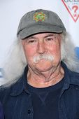David Crosby at the Light Up The Blues Concert Benefiting Autism Speaks, Club Nokia, Los Angeles, CA