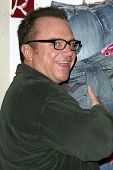LOS ANGELES - APRIL 24: Tom Arnold at the Brandon Davis and Replay celebrate store opening and the launch of The Brandon Davis Jean at Falcon on April 24, 2006 in Los Angeles, CA.