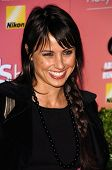 HOLLYWOOD - APRIL 26: Constance Zimmer at the US Weekly Hot Hollywood Awards at Republic Restaurant