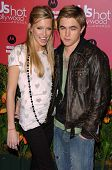 HOLLYWOOD - APRIL 26: Katie Cassidy and Jesse McCartney at the US Weekly Hot Hollywood Awards at Rep