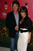 HOLLYWOOD - APRIL 26: Harry Hamlin and Lisa Rinna at the US Weekly Hot Hollywood Awards at Republic