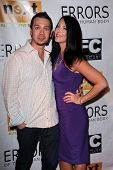 Brian Ronalds, Stephanie Ronalds at the