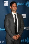 Justin Bartha at the 24th Annual GLAAD Media Awards, JW Marriott, Los Angeles, CA 04-20-13