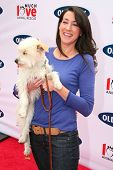 BEVERLY HILLS - APRIL 29: Andrea Arden at the Old Navy Nationwide Search for a New Canine Mascot at Franklin Canyon Park on April 29, 2006 in Beverly Hills, CA.