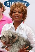BEVERLY HILLS - APRIL 29: Alfre Woodard at the Old Navy Nationwide Search for a New Canine Mascot at