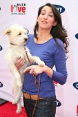 BEVERLY HILLS - APRIL 29: Andrea Arden at the Old Navy Nationwide Search for a New Canine Mascot at