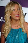 WESTWOOD - APRIL 19: Tori Spelling at the 35th Birthday Celebration for Travel and Leisure Magazine