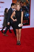 Olivia Holt at the