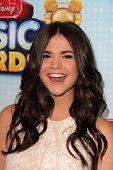 Maia Mitchell at the 2013 Radio Disney Music Awards, Nokia Theater, Los Angeles, CA 04-27-13