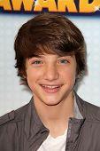Jake Short at the 2013 Radio Disney Music Awards, Nokia Theater, Los Angeles, CA 04-27-13