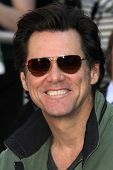 Jim Carrey at the Jane Fonda Hand And Foot Print Ceremony as part of the 2013 TCM Classic Film Festival, TCL Chinese Theater, Hollywood, CA 04-27-13