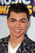 Adam Irigoyen at the 2013 Radio Disney Music Awards, Nokia Theater, Los Angeles, CA 04-27-13