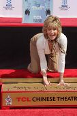 Jane Fonda at the Jane Fonda Hand And Foot Print Ceremony as part of the 2013 TCM Classic Film Festi