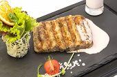 catfish steak