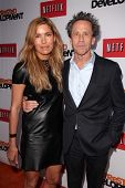 Brian Grazer and Veronica Smiley at the