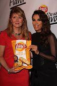 Karen Weber Mendham, Eva Longoria at Lays Do Us A Flavor Contest, Beso, Hollywood, CA 05-06-13