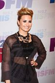 Demi Lovato at the 2013 Wango Tango concert produced by KIIS-FM, Home Depot Center, Carson, CA 05-11-13