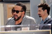 AJ McLean, Kevin Richardson at the