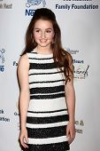 Kaitlyn Dever at the 2013 Midnight Mission's