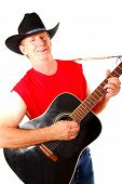 Old Time Country Musician Six