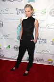 Portia de Rossi at the Compton Jr, Posse Gala honoring Patricia Heaton and Portia de Rossi, Burbank Equestrian Center, Burbank, CA 05-18-13