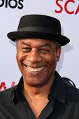 Joe Morton at the