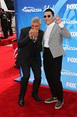 Taylor Hicks and Psy at the American Idol Season 12 Finale Arrivals, Nokia Theater, Los Angeles, CA