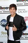 Austin Mahone at the 2013 Billboard Music Awards Arrivals, MGM Grand, Las Vegas, NV 05-19-13