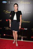 Rita Wilson at the 2013 Gracie Awards Gala, Beverly Hilton Hotel, Beverly Hills, CA 05-21-13