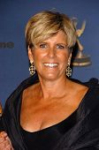 HOLLYWOOD - APRIL 28: Suze Orman in the press room at The 33rd Annual Daytime Emmy Awards at Kodak T