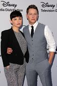 Ginnifer Goodwin and Josh Dallas at the Disney Media Networks International Upfronts, Walt Disney St