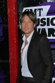 Keith Urban at the 2013 CMT Music Awards, Bridgestone Arena, Nashville, TN 06-05-13