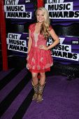 Janelle Arthur at the 2013 CMT Music Awards, Bridgestone Arena, Nashville, TN 06-05-13