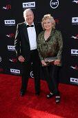 Dick Van Patten and wife Pat Van Patten at the AFI Life Achievement Award