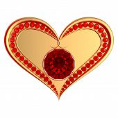 Heart Symbol With Ruby Gems