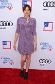 Clea DuVall at the 1st Annual Children Mending Hearts Style Sunday, Private Location, Beverly Hills,