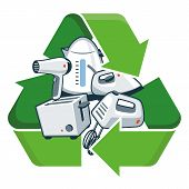 Recycle Small Electronic Appliances
