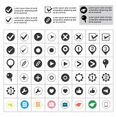 list buttons