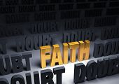 Faith Against Doubt